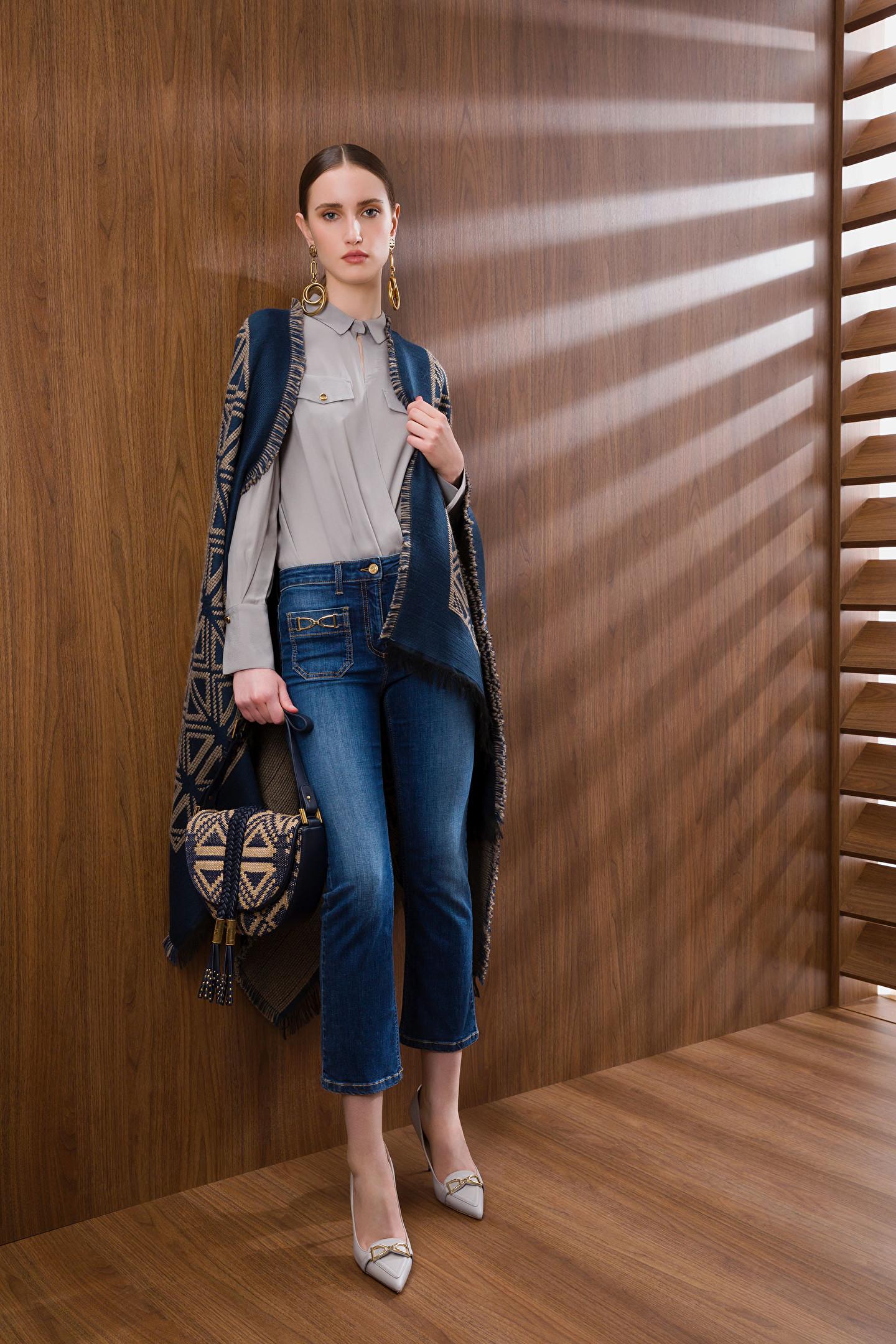Jeans donna Elisabetta Franchi   PJ17S16E2139