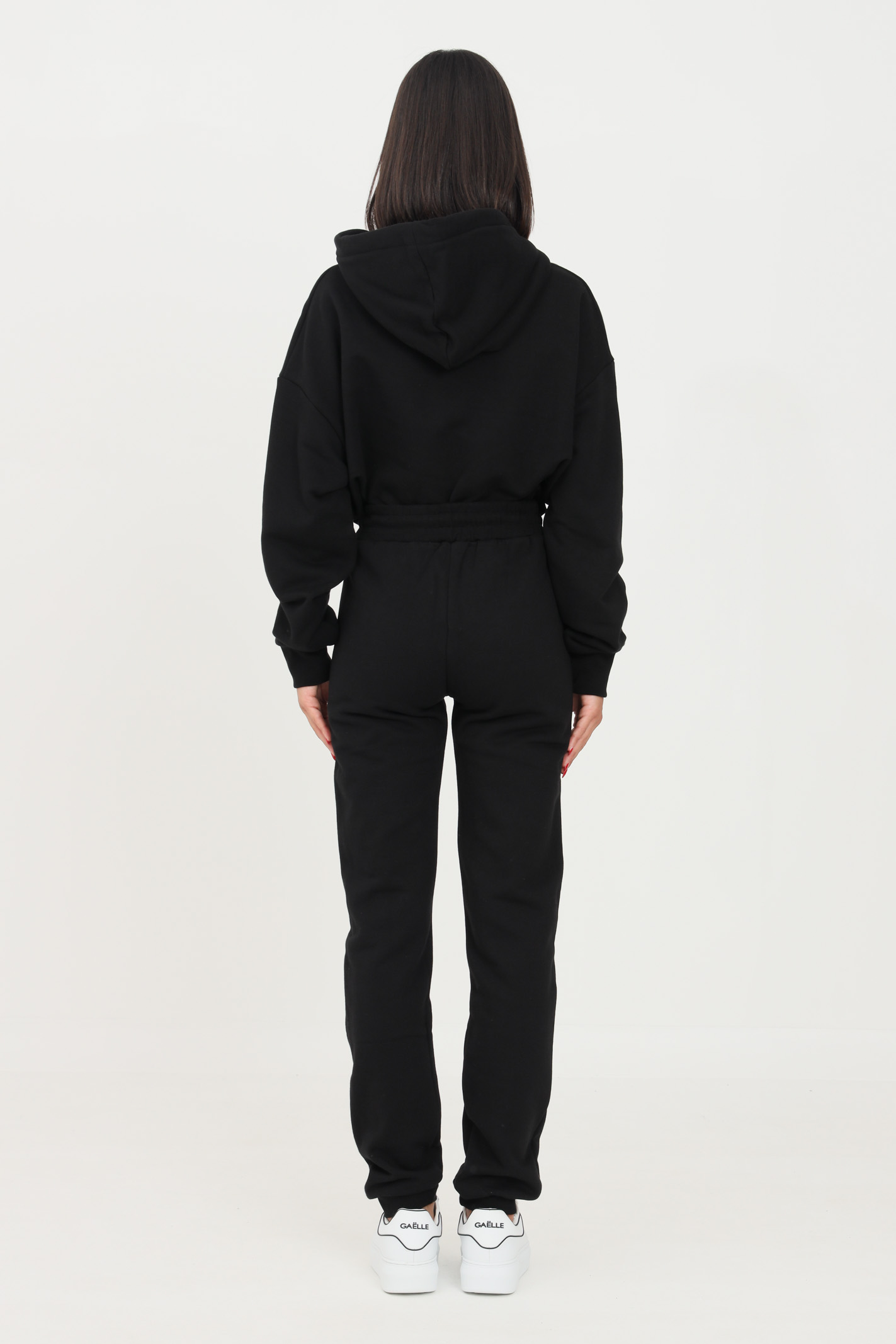 Pantaloni donna nero Gaelle | GBD10137NERO