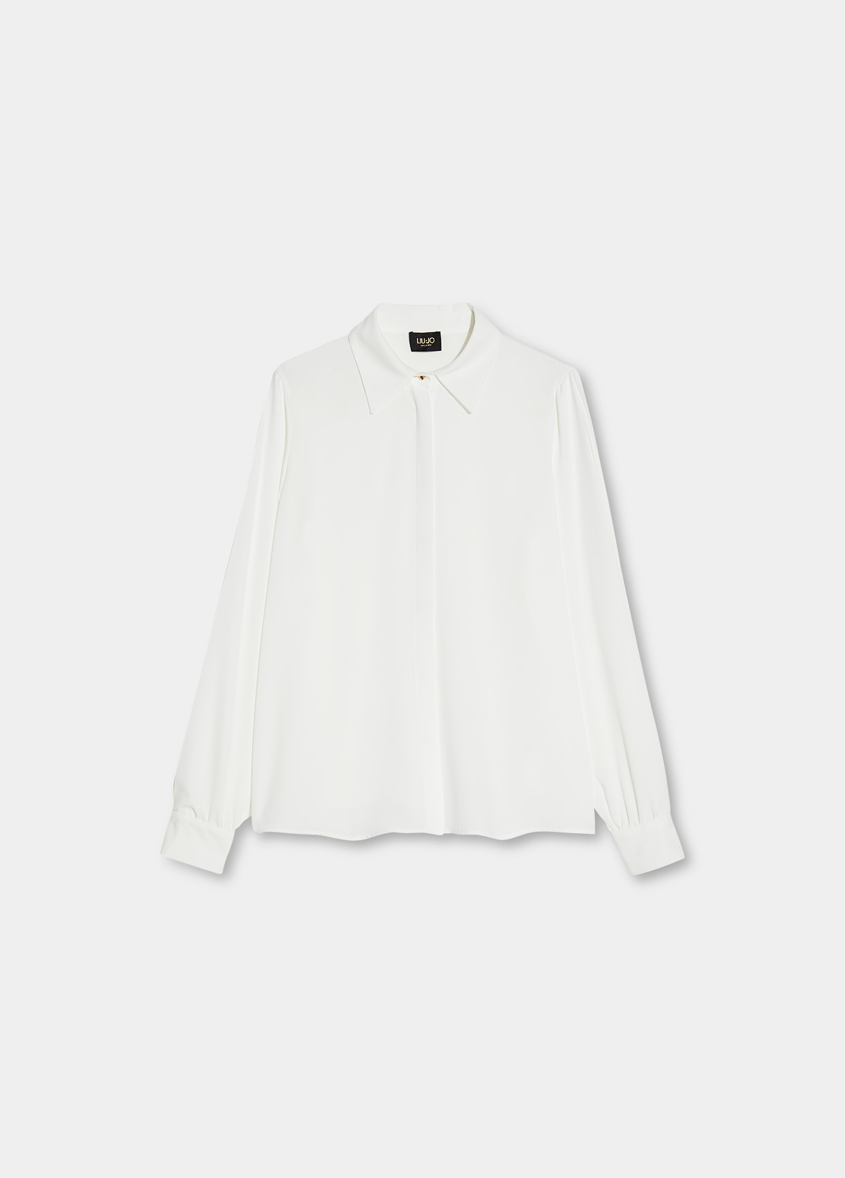 Camicia donna bianca Liu Jo   CF1096T2353X0256