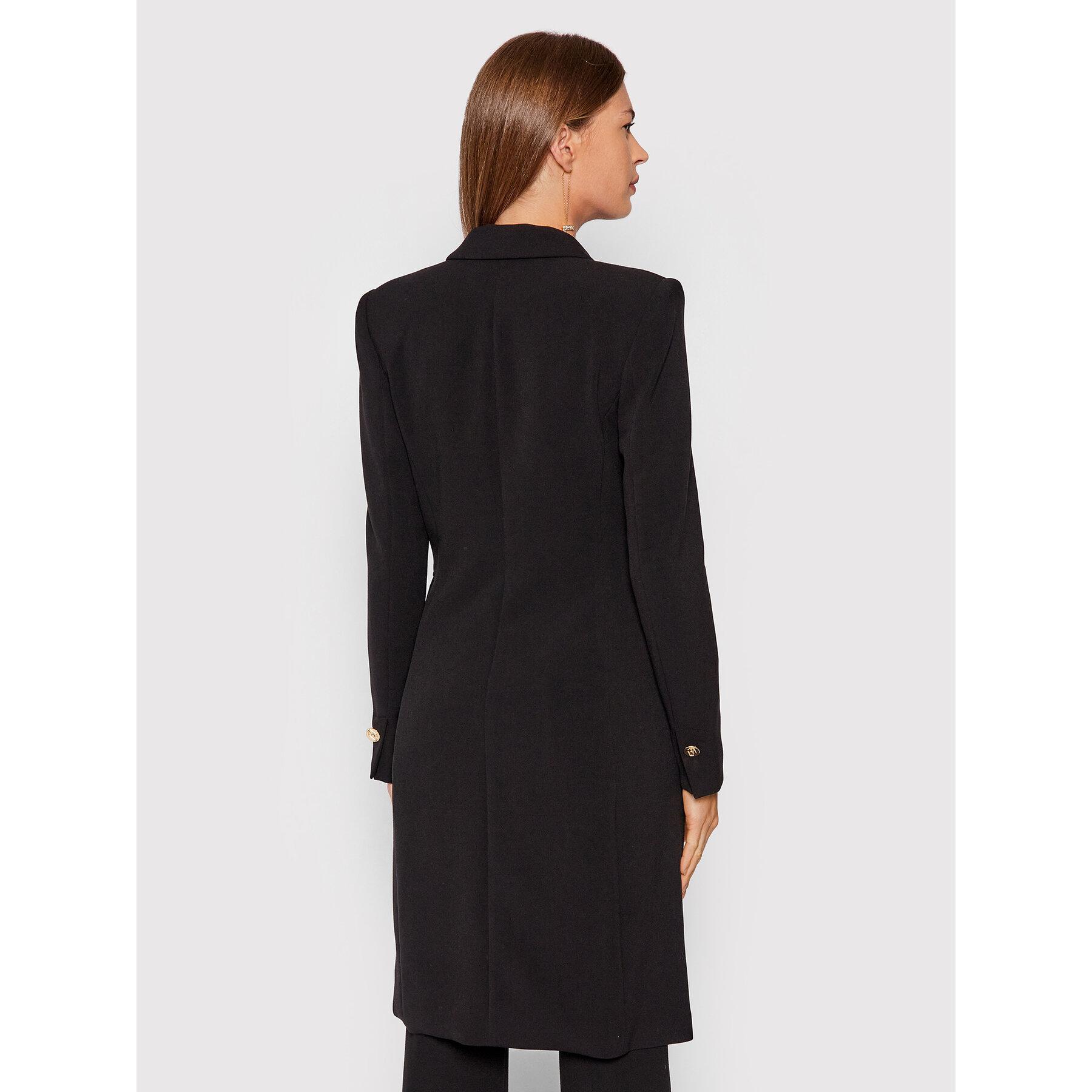 Cappotto donna nero Liu Jo | CF1114T242522222