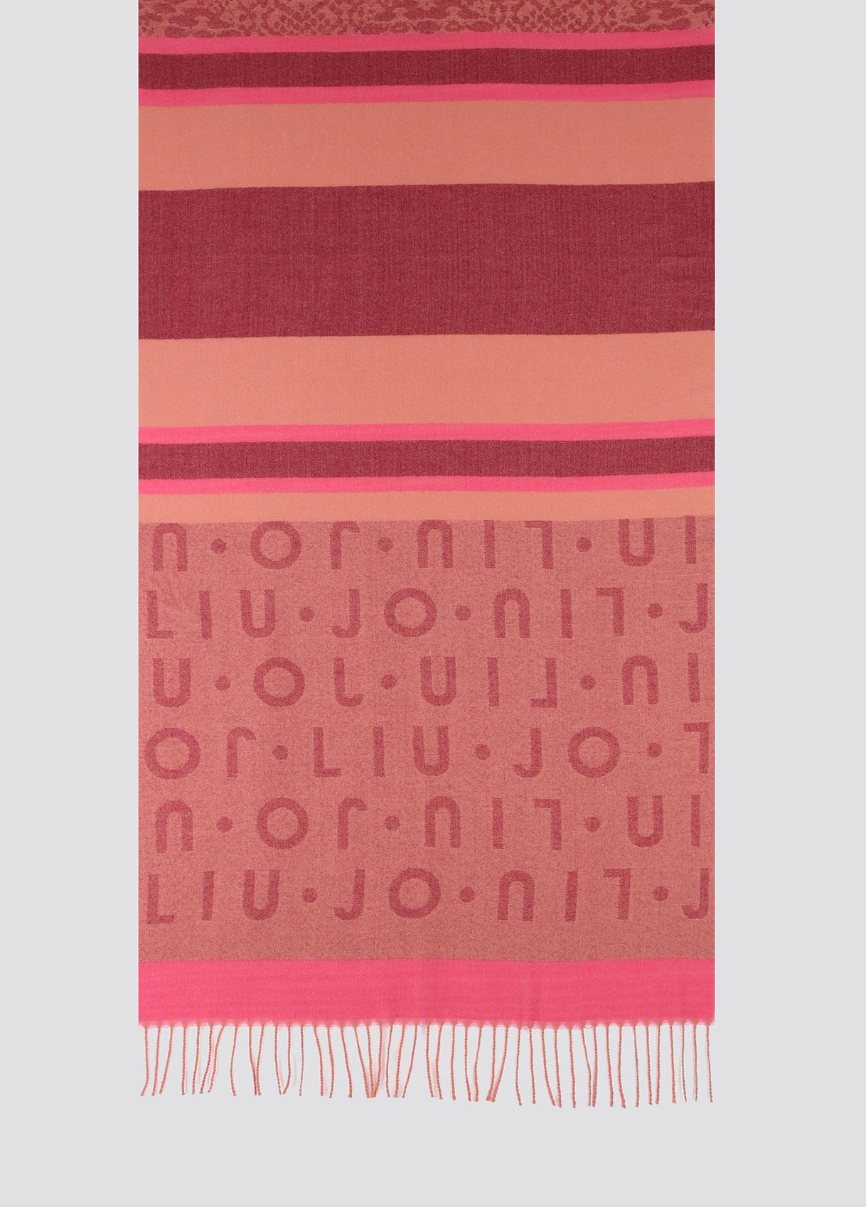 Stola donna color malva Liu.Jo Accessori   3F1053T0300X0403