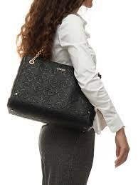 Borsa donna nera ecosostenibile Liu.Jo Accessori   AF1046E053822222