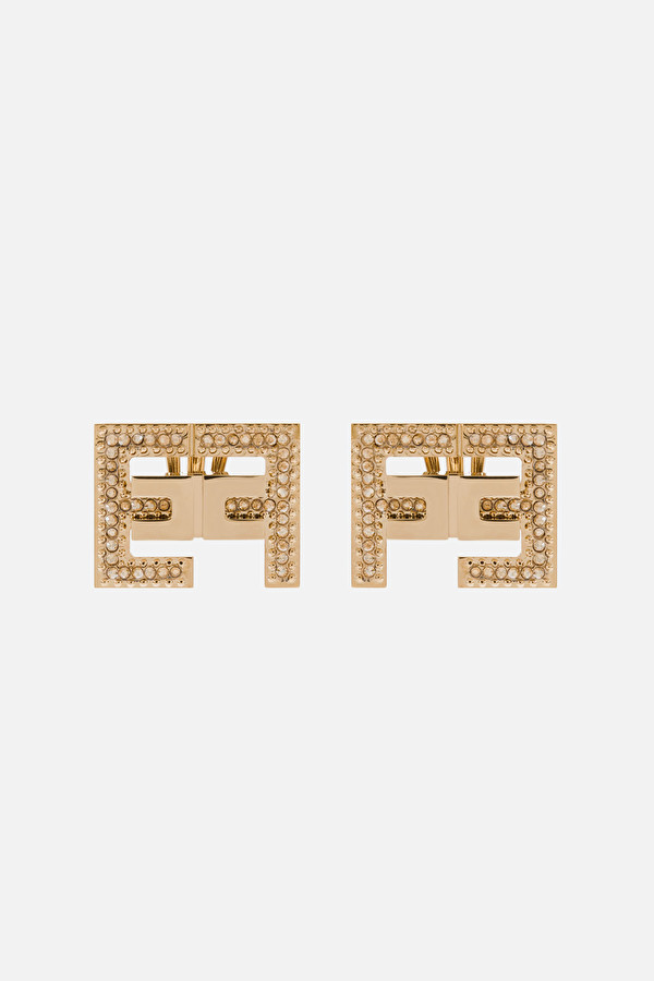 Orecchini Donna Oro Elisabetta Franchi   0R05B11E2604