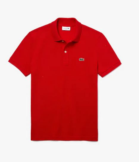 Lacoste Polo Uomo Rossa Lacoste | L1212240