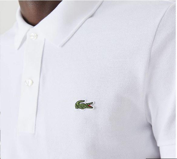 Lacoste Polo Uomo Bianco Lacoste   PH4012001
