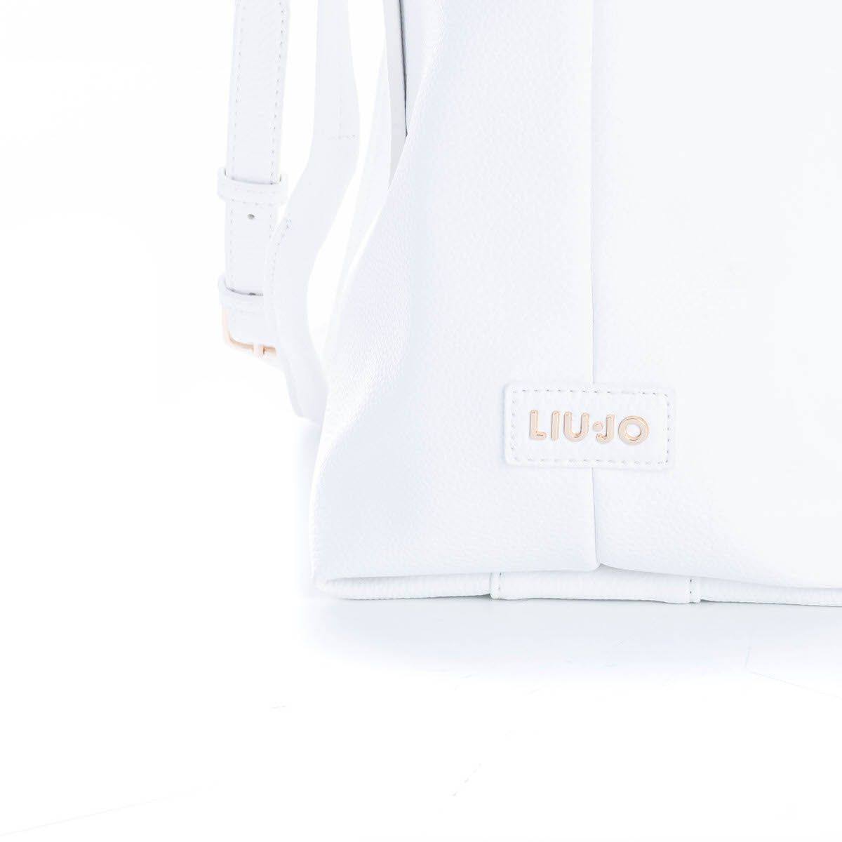 Borsa grande bianca Liu.Jo Accessori | AA1040E002701065