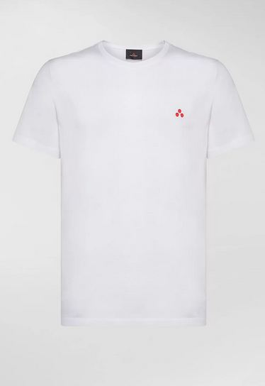 Peuterey T-shirt Uomo Bianco Peuterey   MANDERLY PIMBIAOF