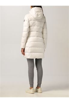 Piumino lungo donna bianco Colmar   22215WG01