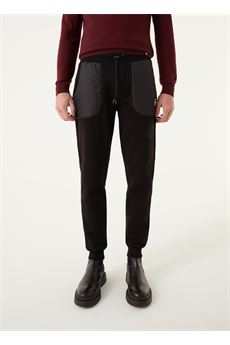 Pantaloni uomo in felpa nero Colmar | 82339UX99