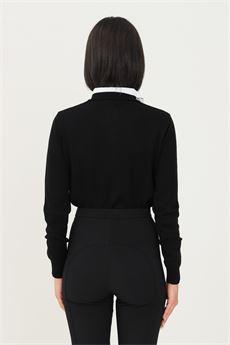 Body donna nero Elisabetta Franchi | BK41A16E2110