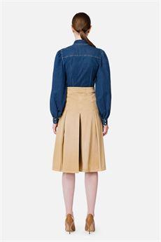 Camicia Donna Denim Elisabetta Franchi | CJ13S16E2104