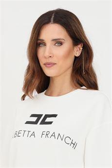 Felpa donna Elisabetta Franchi   MD00116E2309