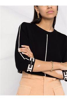 Maglia nera Elisabetta Franchi | MK18S16E2685