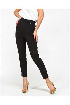 Pantalone aderente donna Elisabetta Franchi | PA00616E2110