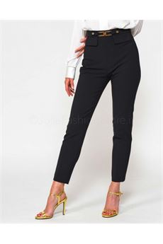 Pantalone aderente donna Elisabetta Franchi   PA00616E2110