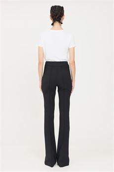 Pantalone donna nero skinny Elisabetta Franchi | PA38716E2110