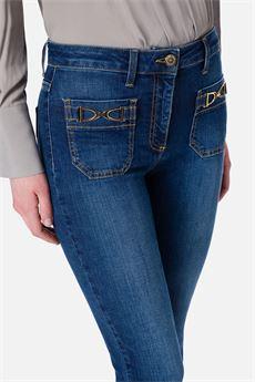 Jeans donna Elisabetta Franchi | PJ17S16E2139