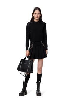 Pullover donna nero Gaelle | GBD10380NERO