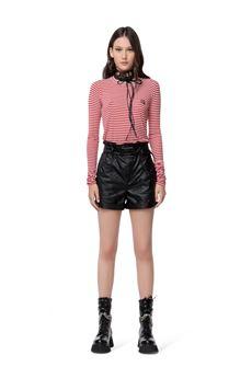 Short donna nero Gaelle | GBD10434NERO