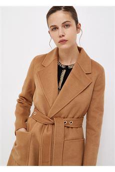 Cappotto lungo donna con cintura Liu Jo | CF1005T8524X0383