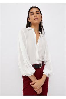 Camicia donna bianca Liu Jo | CF1096T2353X0256