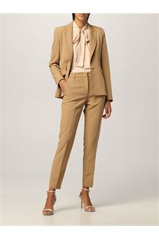 Pantalone donna cammello Liu Jo | CF1235T220071320