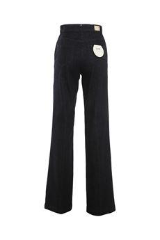 Jeans donna lavaggio scuro Liu Jo | CF1305D465977000
