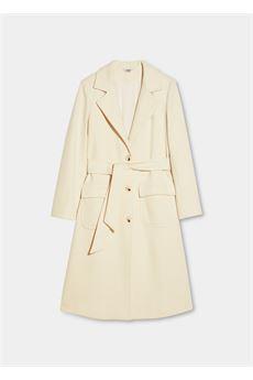 Cappotto donna bianco Liu-Jeans   WF1081T497310701