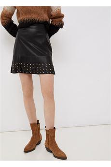 Minigonna donna nera Liu-Jeans | WF1100E039222222
