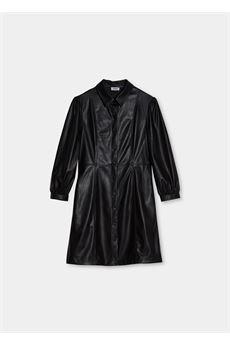 Abito corto nero Liu-Jeans   WF1105E039222222