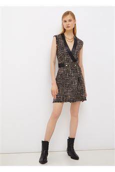 Vestito donna corto in bouclé Liu-Jeans | WF1108T4991S9247