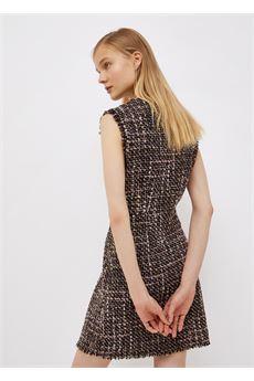 Vestito donna corto in bouclé Liu-Jeans   WF1108T4991S9247