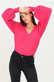 Magioncino donna Fucsia Liu-Jeans | WF1554MA79LX0394