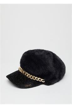 Cappello donna nero Liu.Jo Accessori | 3F1078T030022222