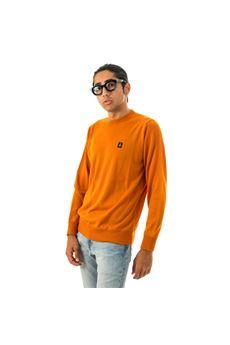 Maglia uomo di colore arancione Refriguear | BENNETD02070