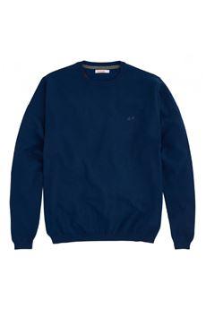 Maglione uomo blu
