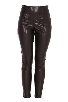 Leggings donna nero Twinset | 212TP209500006