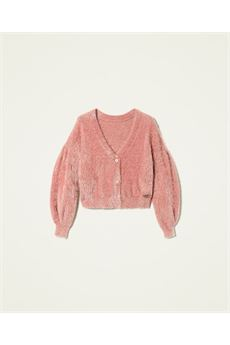 Cardigan donna color Rosa Canyon  Twinset   212TP301000430