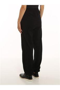 Pantalone tuta donna nero Twinset | 212TP320100006