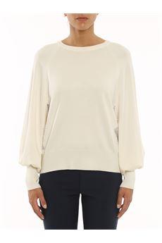 Maglione donna color panna Twinset | 212TP320300282