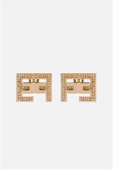Orecchini Donna Oro Elisabetta Franchi | 0R05B11E2604