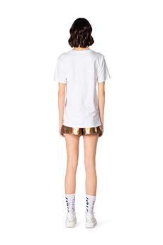 Gaelle T-shirt Donna Bianco Gaelle | GBD8880BIANCO