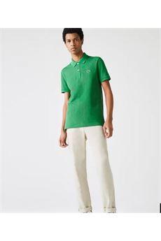Lacoste Polo Uomo Verde Lacoste | PH4012QMN