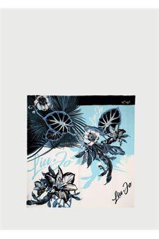 Foulard donna floreale Liu.Jo Accessori | 2A1086T030090013