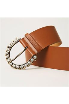 Cintura donna in cuoi Twinset Accessori | 211T0506100057