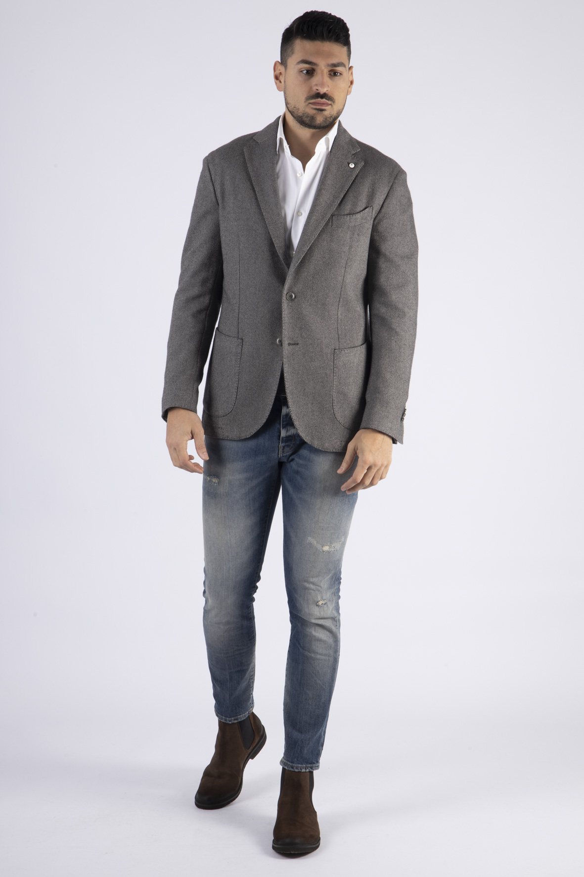 Giacca Monopetto L.B.M. | Giacca | 2887 8505006