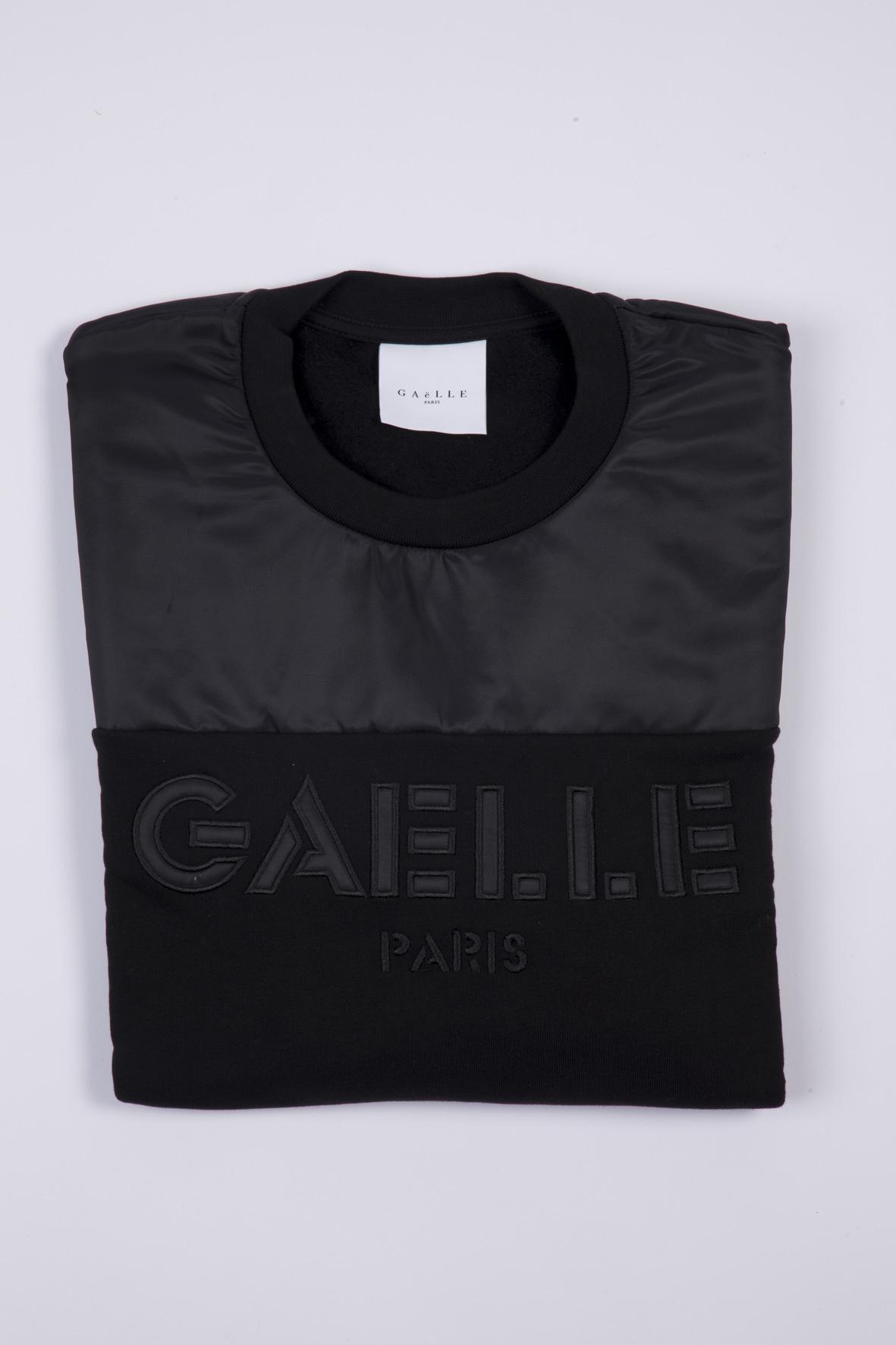 GAELLE | Sweatshirt  | GBU2390NERO