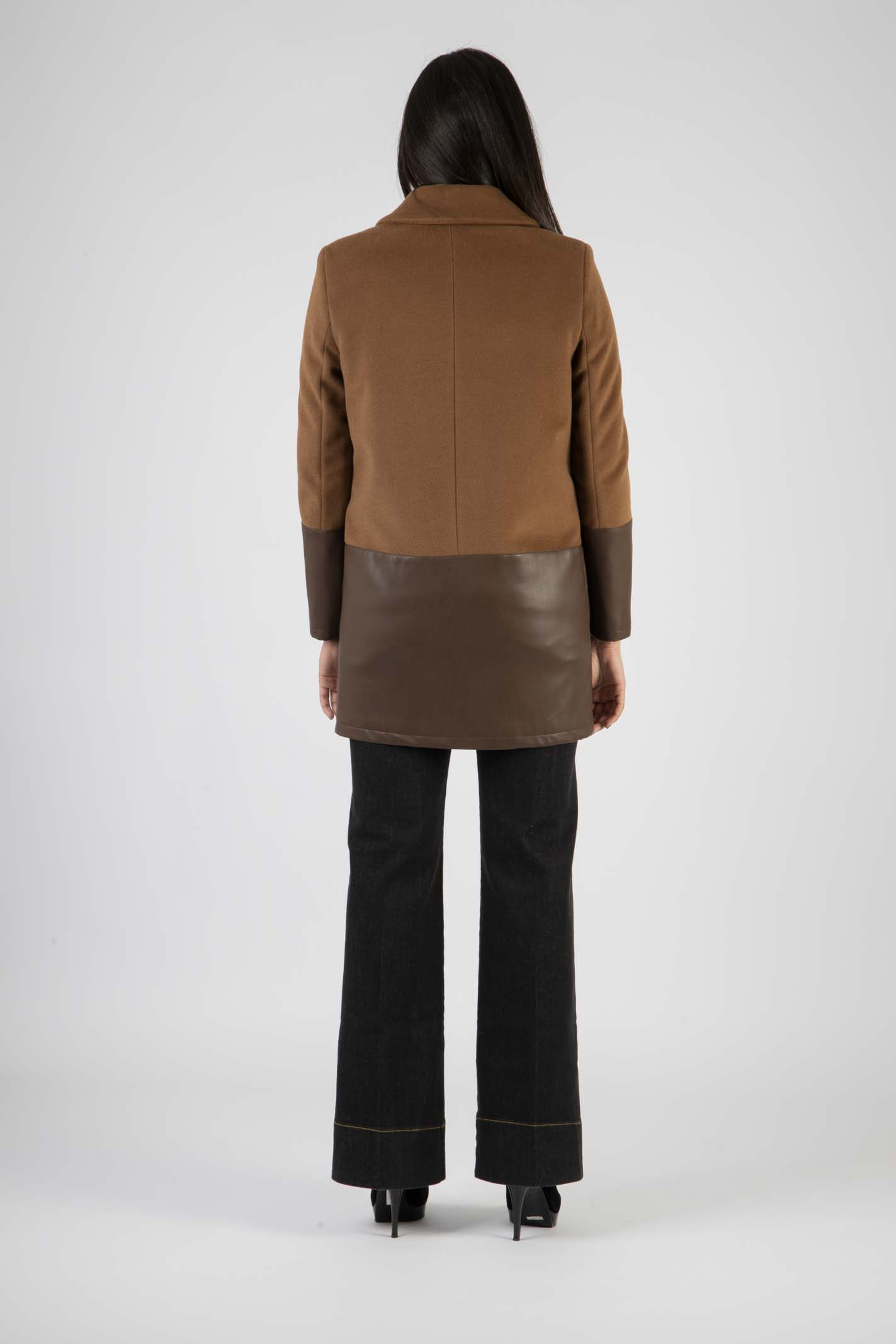 Hanita | Coat  | H.K796.25352535.CU/MO