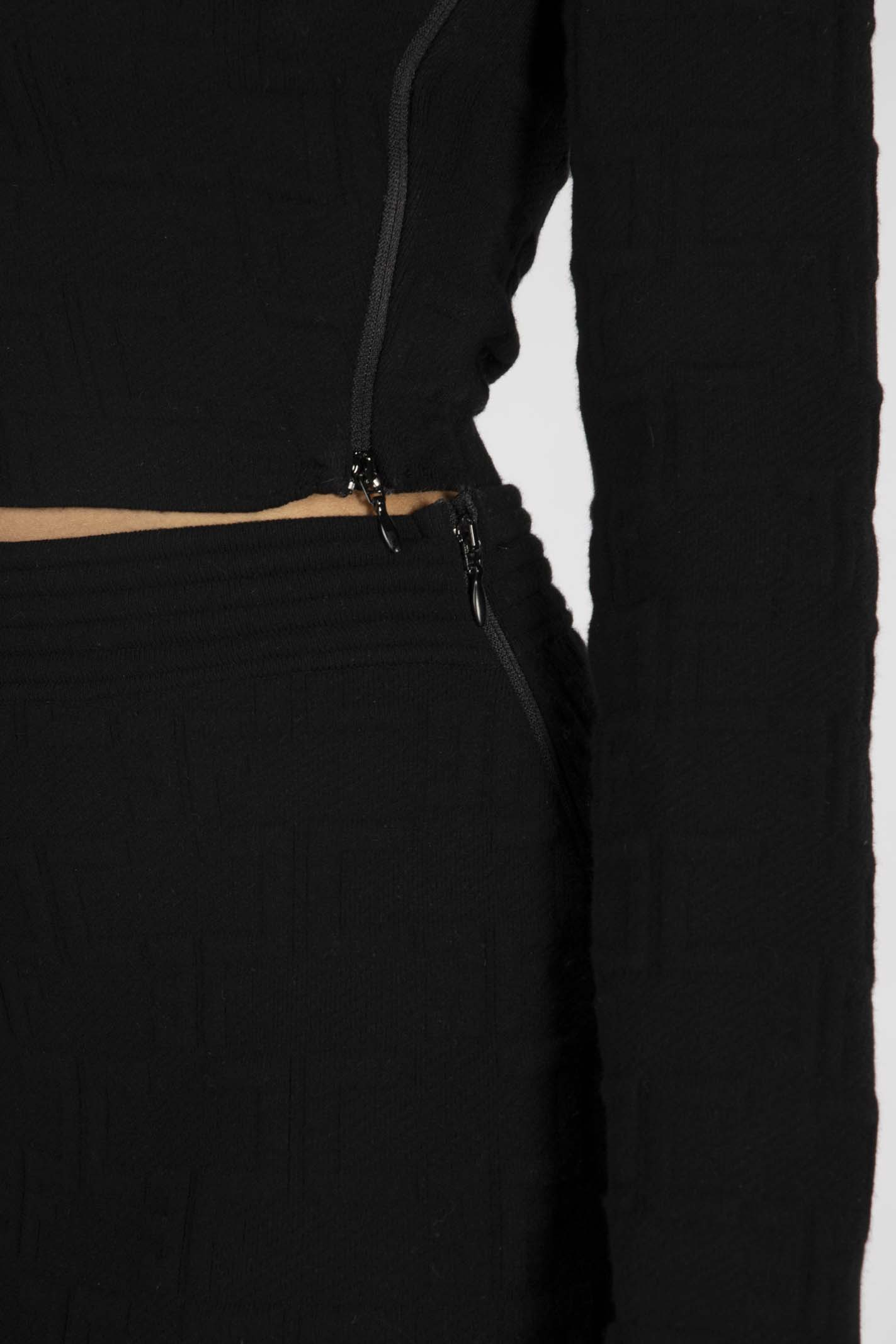 Completo in maglia a manica lunga ELISABETTA FRANCHI | Completo | KC14Q06E2110