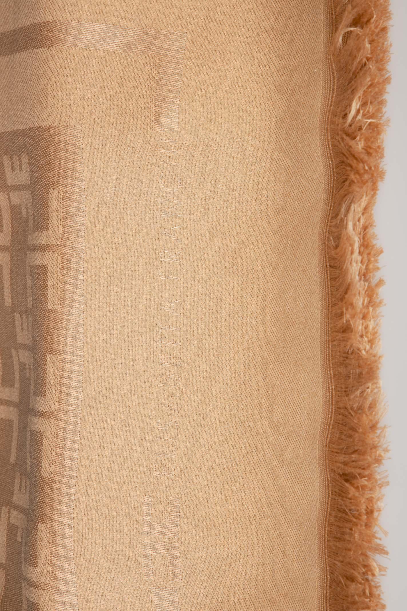 Sciarpa quadrata con stampa monogram ELISABETTA FRANCHI | Sciarpa | SC02F06E2W71